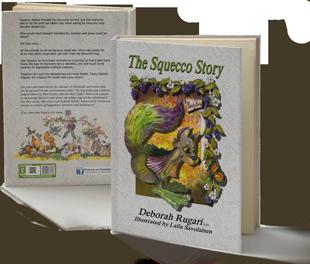 Squecco book cover